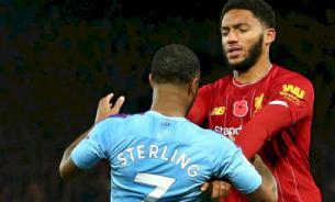 Футболист Стерлинг исключен из сборной Англии за стычку с Гомесом