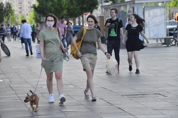 В Москве растет число заболевших коронавирусом