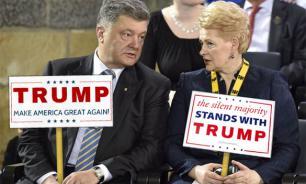Украина и Литва ответят за хамство первыми