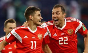 Instagram: лучшие футболисты сборной России на ЧМ