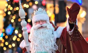 Россияне чаще всего просят Деда Мороза о здоровье и мире