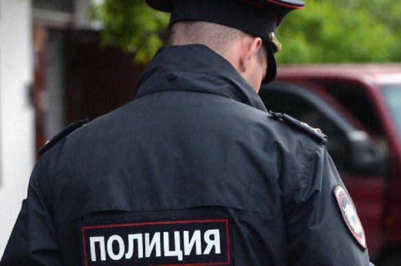 Трое крымчан задержаны за избиение полицейских