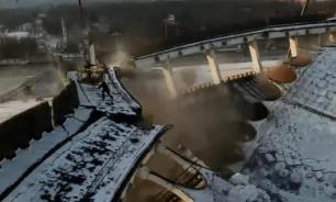 Крыша спортивно-концертного комплекса обрушилась в Санкт-Петербурге