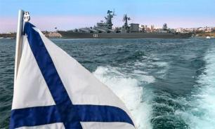 Парад детской флотилии украсил день ВМФ в Новогородской области