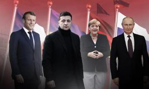 """Что покажет саммит """"нормандского формата"""" в Париже"""