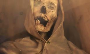 Портретные мумии из загробного мира