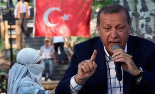Эрдоган объявил о неполноценности женщин
