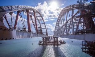 Крымский мост: уникальная морская операция