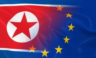 Северокорейские организации попали под санкции Евросоюза