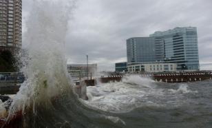 "Приморью угрожает новый тайфун ""Хайшен"""