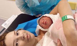Наталья Подольская родила Преснякову второго ребёнка