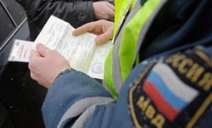 Водитель автобуса в Калининграде переключал скорости шваброй