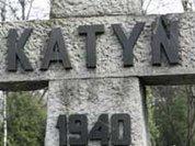Новые факты о Катыни - возможно, фальсификация