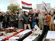 Сирия как заложница разборок между всеми