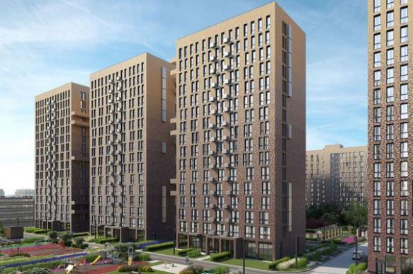 Продажи жилья в Москве возросли в полтора раза