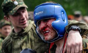 В Британии восхитились бойцами спецназа ФСИН России