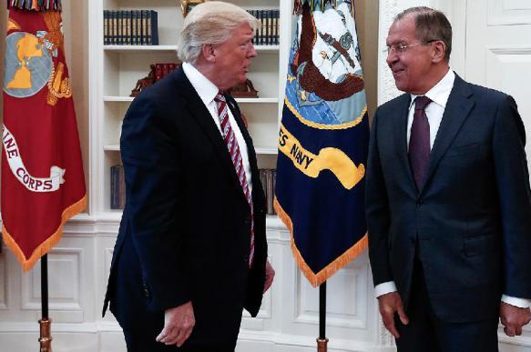 Лавров и Трамп договорились о продлении Договора СНВ-3