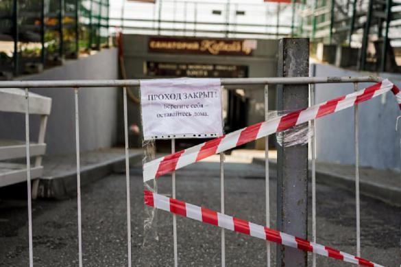 За прошедшие сутки в Сочи более 400 человек нарушили режим карантина
