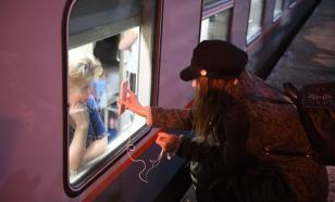 В Крыму открывают железнодорожное сообщение