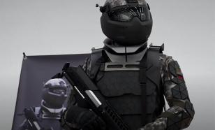 Экзоскелет - помощник солдата
