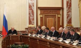 Правительство РФ пересмотрит бюджет из-за обвала цен на нефть