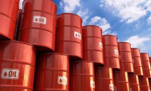 Цена на нефть Brent впервые упала ниже 16 долларов