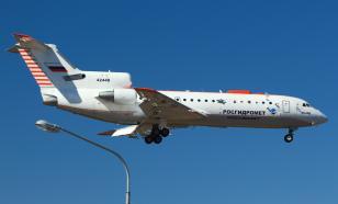В Крыму увеличат количество осадков при помощи самолёта