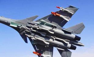 Сверхманевренный истребитель Су 35C