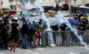 Более ста человек задержали в Гонконге из-за протестов