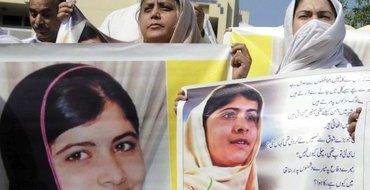 Юной активистке из Пакистана вручили премию Политковской