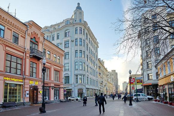Арбат лидирует по ценам на элитное жилье в Москве