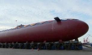 Китай построил подводную лодку без рубки