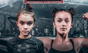 В США организовали бой 12-летних девочек