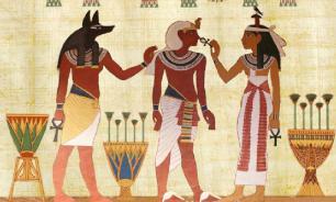 В Египте найдены захоронения людей с загадочными конусами на головах