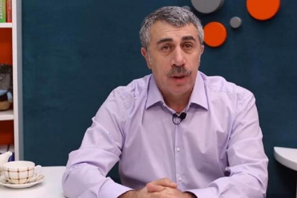 Доктор Комаровский: не стоит заражаться коронавирусом специально