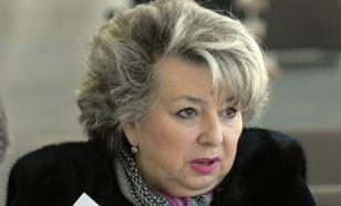 """Тарасова назвала фильм """"Лёд"""" тупостью и бездарностью"""