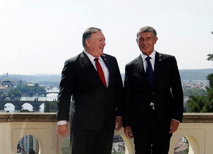 Чехия не будет давать кров выведенным из Германии войскам США