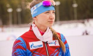 Миронова провалила свой этап смешанной эстафеты на чемпионате мира