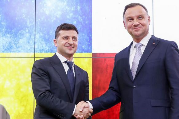 Дуда предложил Зеленскому лечить раненых в Донбассе солдат ВСУ в Польше