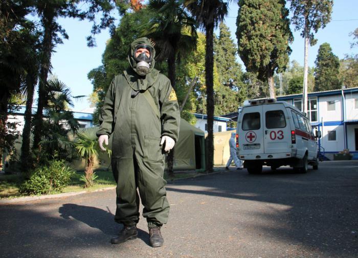В Абхазии для борьбы с коронавирусом ввели ещё один выходной