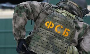 Из Украины в Россию пытались прорваться трое вооружённых людей