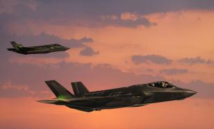 Американские истребители готовят к сражениям с русскими в Норвегии