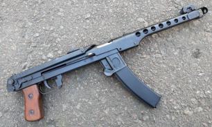 ППС-43 - эффективное оружие для танкиста
