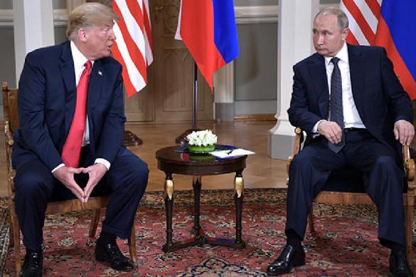 Financial Times: Путин и Трампа тайно беседовали на G20