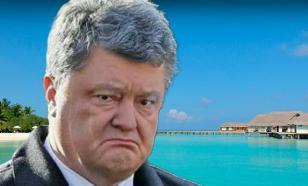 """Местонахождение сбежавшего Порошенко СМИ """"сдали"""" адвокаты"""