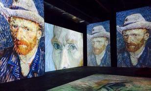 Выставку Ван Гога в Торонто можно посетить не выходя из машины