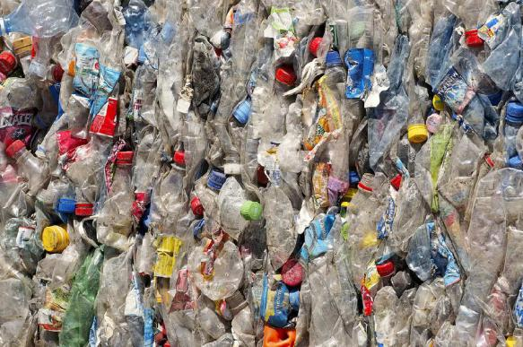 Ливанцы встретят Новый год под елкой из 129 тыс. пластиковых бутылок