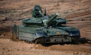 """Мотострелки готовятся к """"Танковому биатлону"""" с БМП-2 и Т-72Б3"""