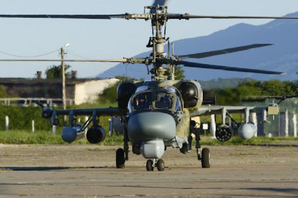Вертолет Ка-52М получит ракету с дальностью 100 километров