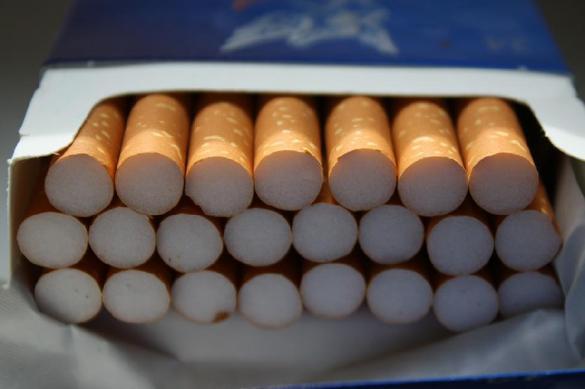 Крупную партию нелегальных сигарет изъяли в Тюмени